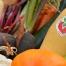 autocollant de la ferme pour les fruits et légumes