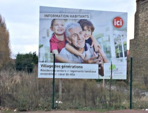 Jeunes et seniors vont vivre ensemble et s'entraider à Coudekerque-Branche