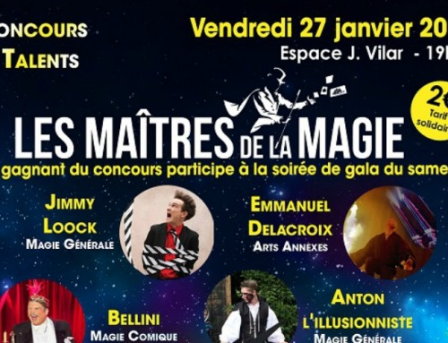 Le Magic show, encore plus grand, encore plus fort